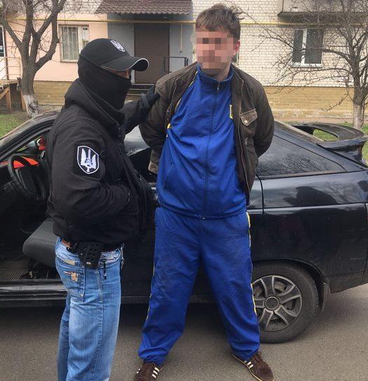 На Київщині СБУ затримала на хабарі начальника слідчого відділення поліції (ФОТО)