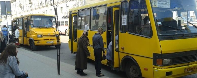 У Рівному піднімуть проїзд у міських маршрутках