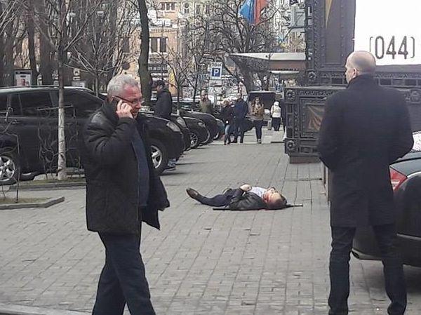 У Києві розстріляли колишнього депутата Держдуми РФ (ФОТО 18+)