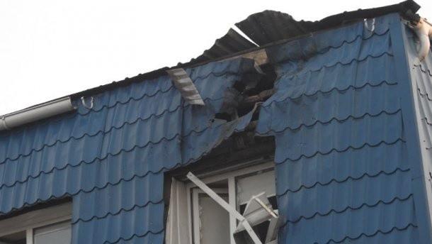 З гранатомета обстріляли консульство Польщі у Луцьку