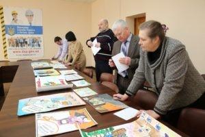 """Рівнянка зайняла друге місце у всеукраїнському конкурсі малюнку """"Охорона праці очима дітей"""""""