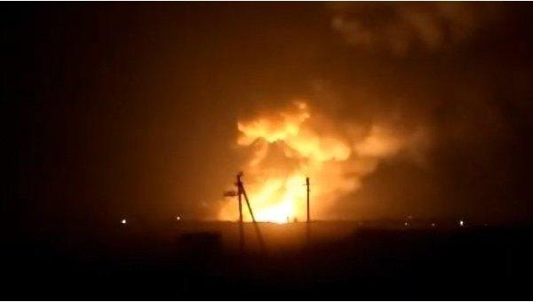 Вибух під Балаклією: евакуйовано близько 20 тисяч осіб