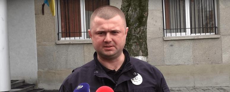 В Управлінні поліції Рівного прокоментували нічний обстріл із РПГ (ВІДЕО)