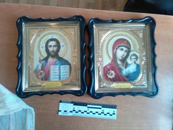 Церковним злодієм виявився мешканець Донецької області (ФОТО)