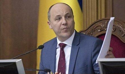 Голова Верховної Радипідписав закони про 75% української на ТБ та заборону георгіївської стрічки