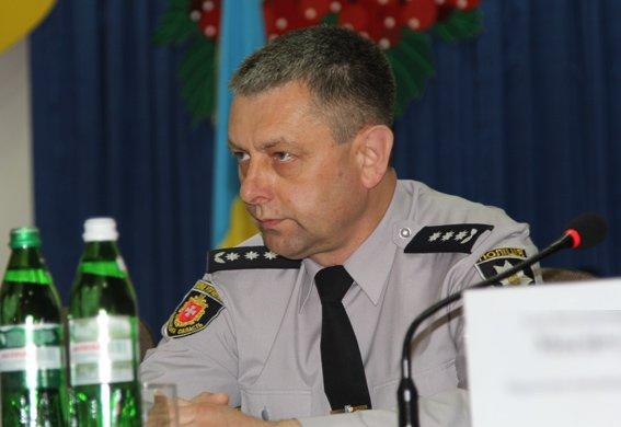 На Рівненщині – новий керівник обласної поліції