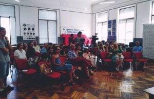 У Рівному відбувається  Арт-семінар«Куст»