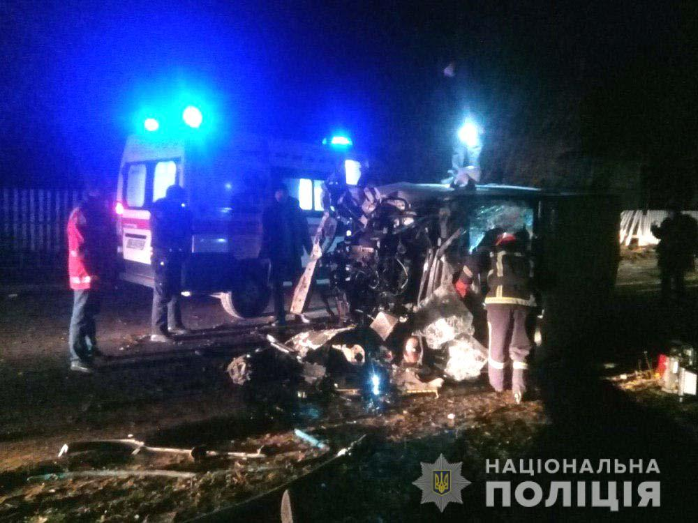 18-річний водій загинув у ДТП на Кореччині