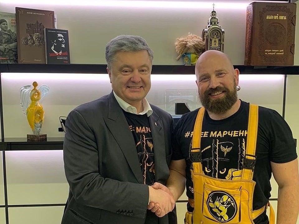 Рівненський гурт Ot Vinta зібрав 20 мільйонів на заставу Марченка