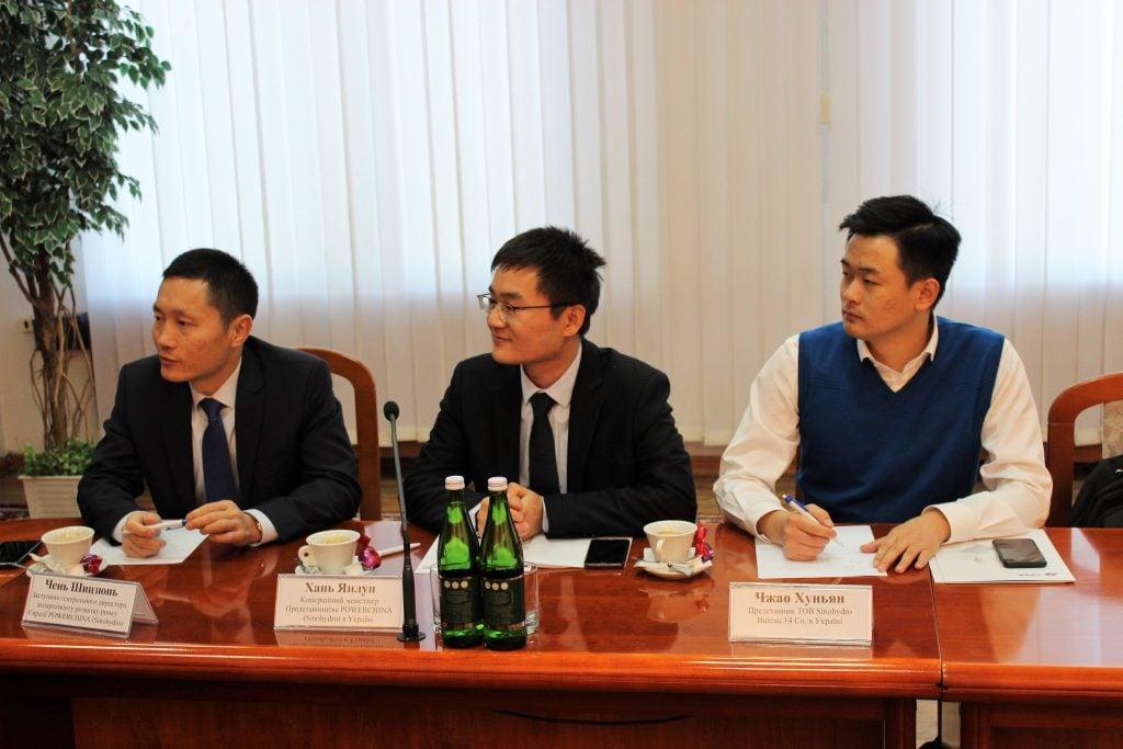 Делегація китайських інвесторів оцінювала Рівненщину
