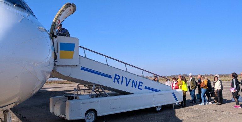 Віталій Коваль: Пріоритетне завдання - запустити у 2020 році авіарейси з Рівного до Польщі