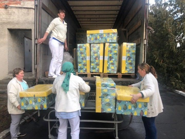 139 оновлених бебі-боксів отрималои в Сарненській лікарні