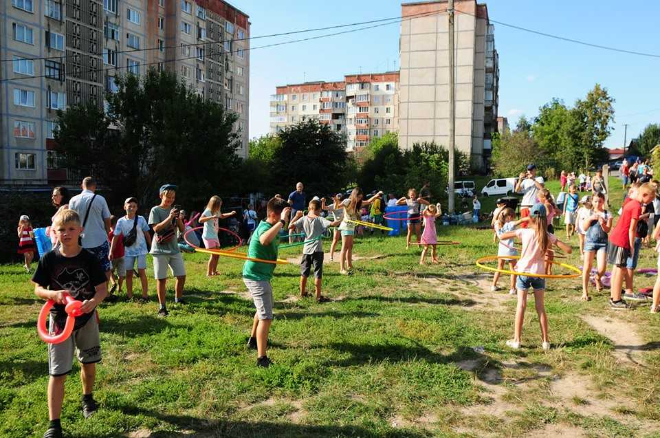 """""""Спорт для всіх"""" відзначив найспортивніші громади у 2019 році"""