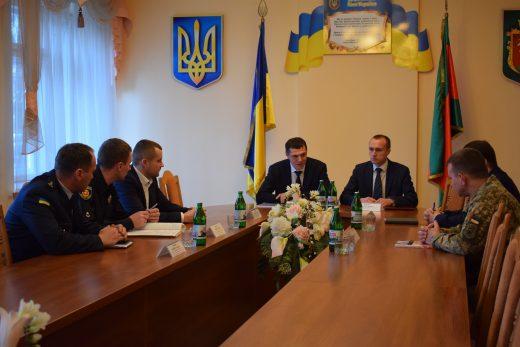 Проведено нараду з керівниками силових структур Здолбунівщини