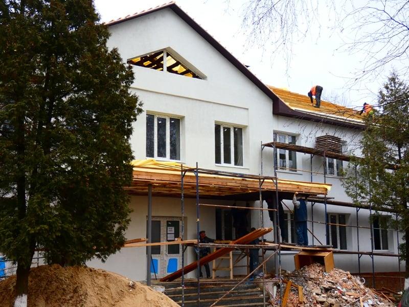 Реконструкція медичних амбулаторій Костопільщини триває