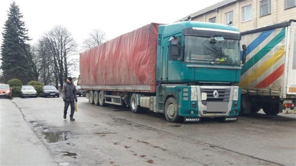 750 крадених ялинок: волинянина затримали на Володимиреччині