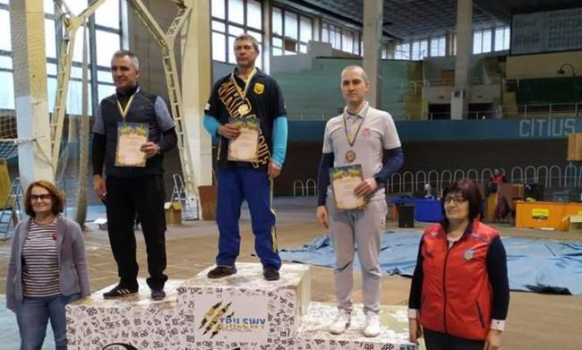 Рівнянин Олег Тимчаюк - бронзовий призер Кубка України