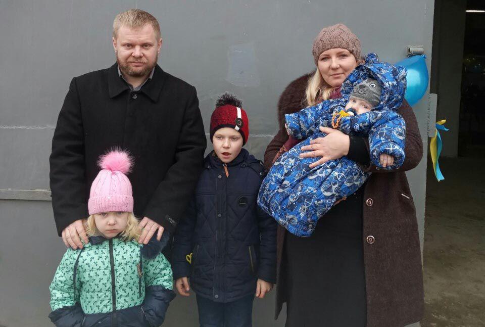 Родина священика на Рівненщині створила молочну ферму