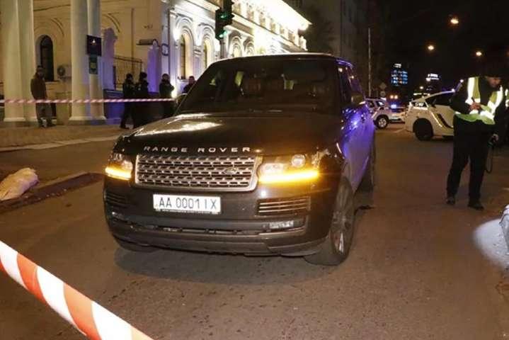 Трирічна дитина загинули внаслідок замаху на її батька - В'ячеслава Соболєва
