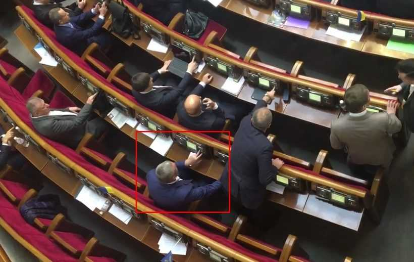 Вперше в історії України нардепа-кнопкодава можуть покарати