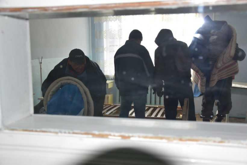 В Гощі ремонтують інфекційне відділення