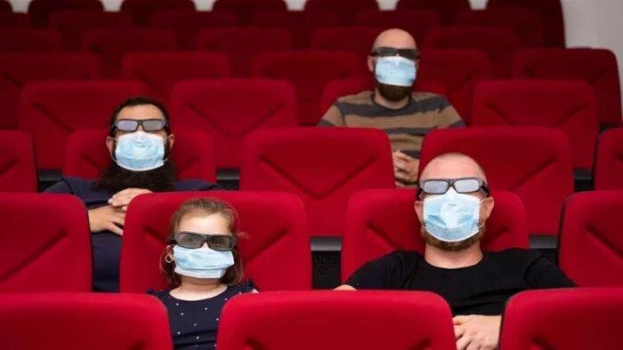 В Україні дозволили працювати кінотеатрам - до 50% заповненості