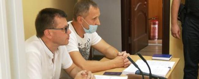 Ігор Мокринський з'явився на слухання у Рівненський суд