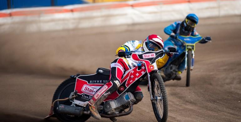 Рівненський спідвеїст став другим у півфіналі чемпіонату Європи